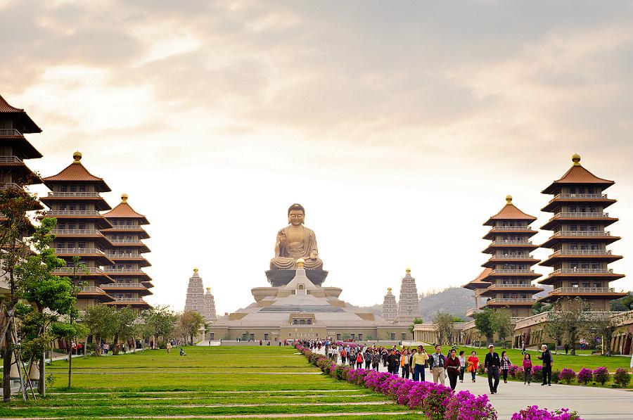 7 ngôi chùa đẹp mà độc đáo ở Đài Loan